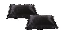 Beauty Pillow Zwart set van 2
