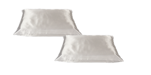 Beauty Pillow Wit set van 2